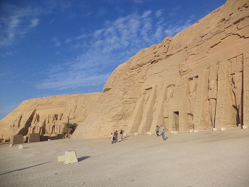 Aegypten Abu Simbel Tempel