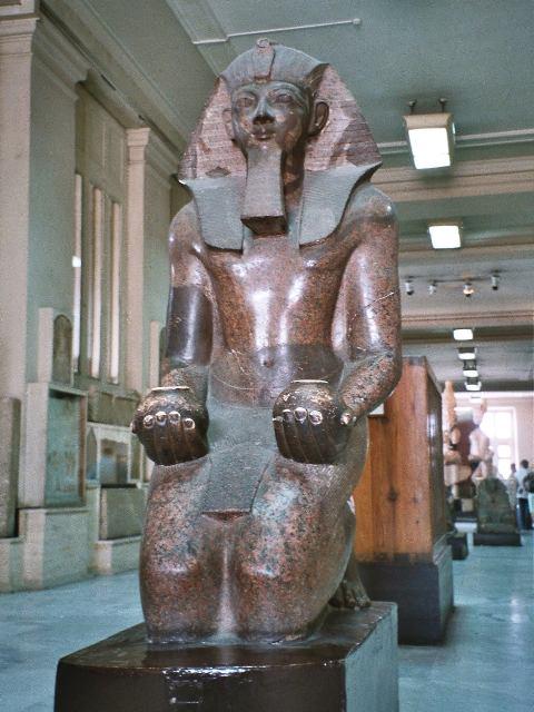 Aegypten Aegyptisches Meseum