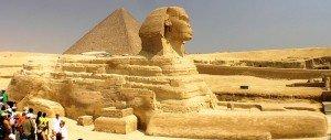 Ägypten Gizah Grosse Sphinx