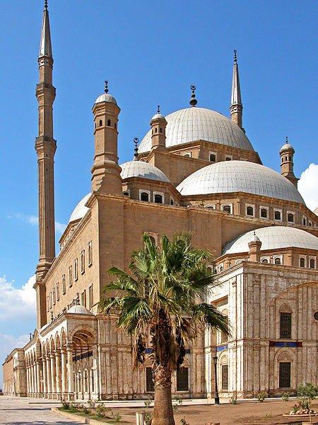 Aegypten Mohammed Ali Moschee