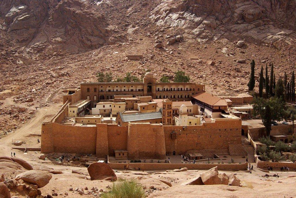 Aegypten Sinai Katharinenkloster