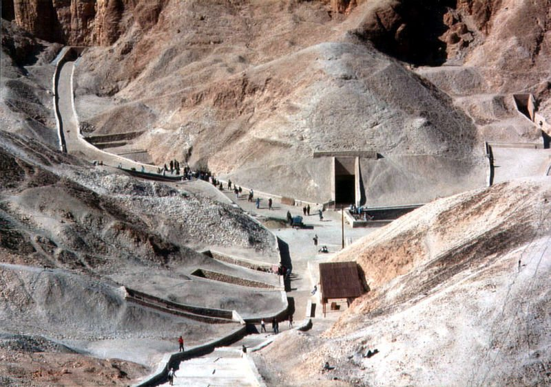 Aegypten Tal der Koenige