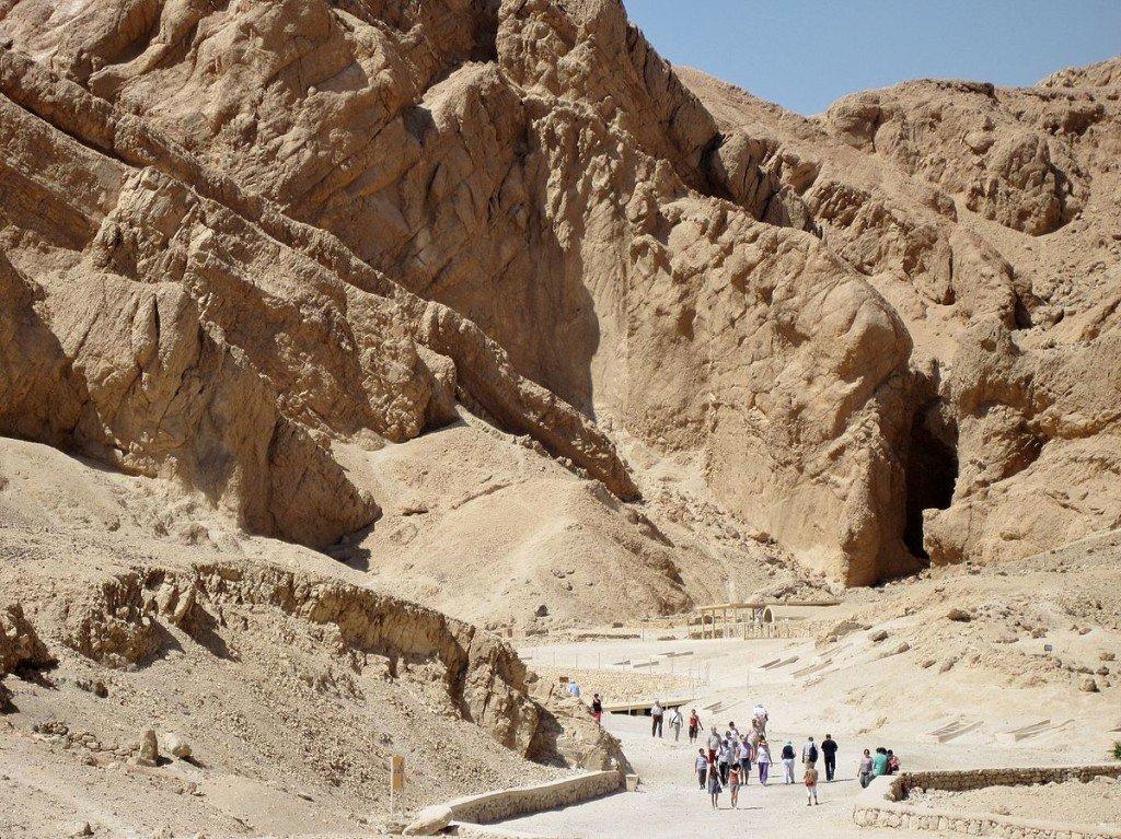 Aegypten Tal der Koeniginnen