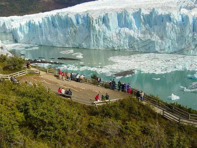 Argentinien Glacier Perito Moreno