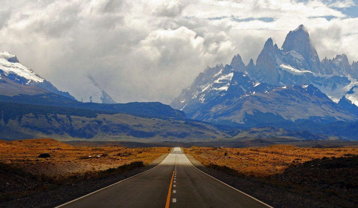 Argentinien Monte Fitz Roy