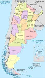 Provinzen von Argentinien
