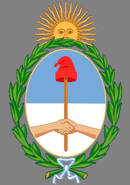Argentinien Wappen