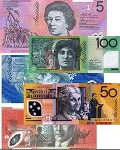 Australien Geldscheine