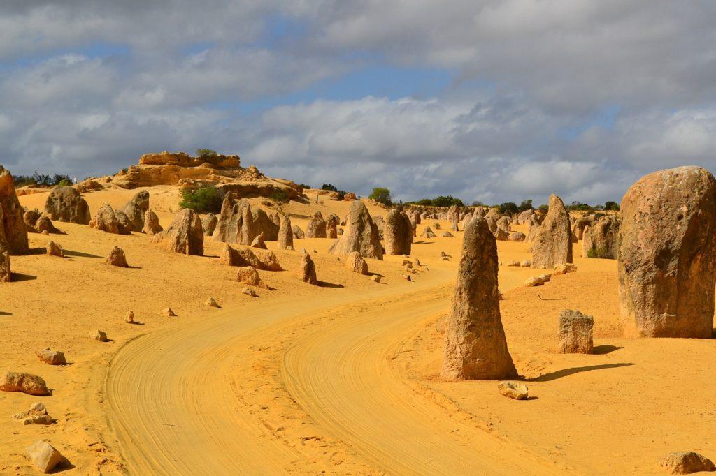 Australien - Nambung NP - Die Zinnen