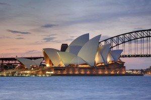 Australien Sydney Opern Haus