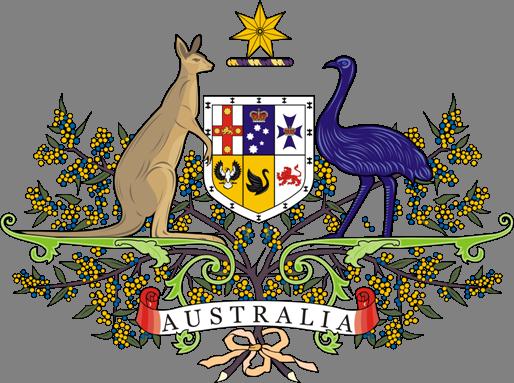 Australien Wappen