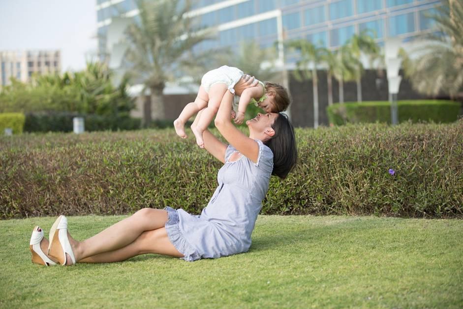 Auswandern mit Kleinkind