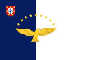 Azoren Flagge
