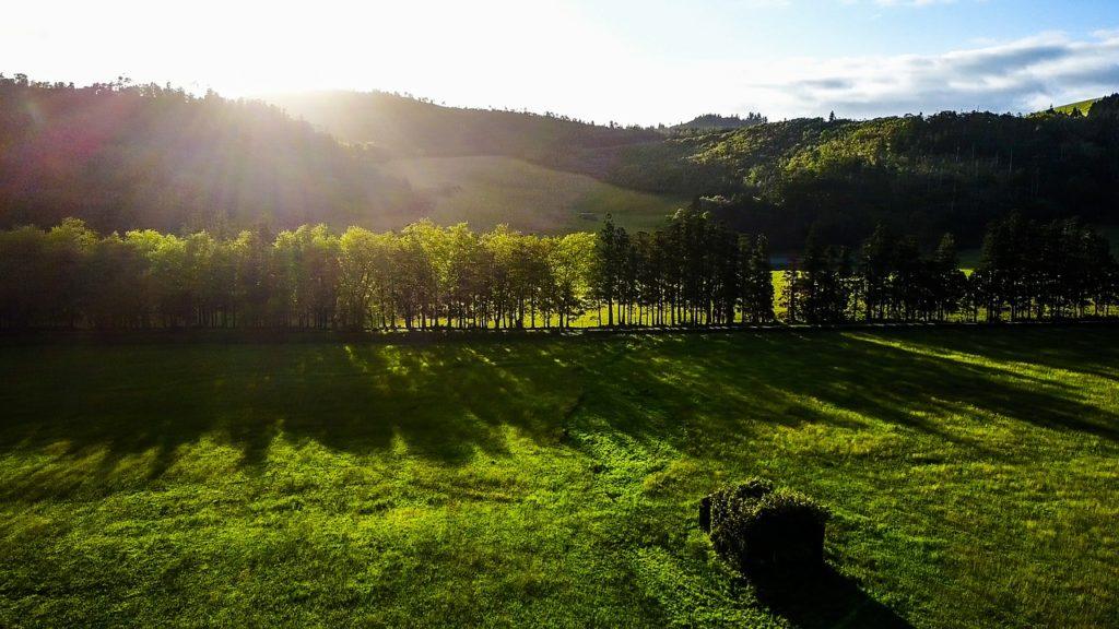 Azoren -Sonnenaufgang
