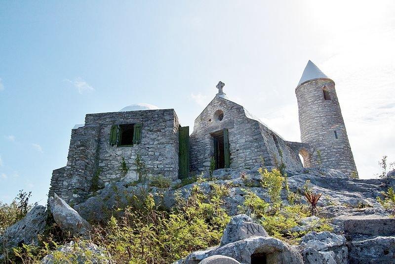 Cat Island - Kirche