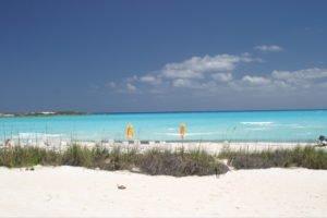 Bahamas Insel Exuma - Smaragdbucht