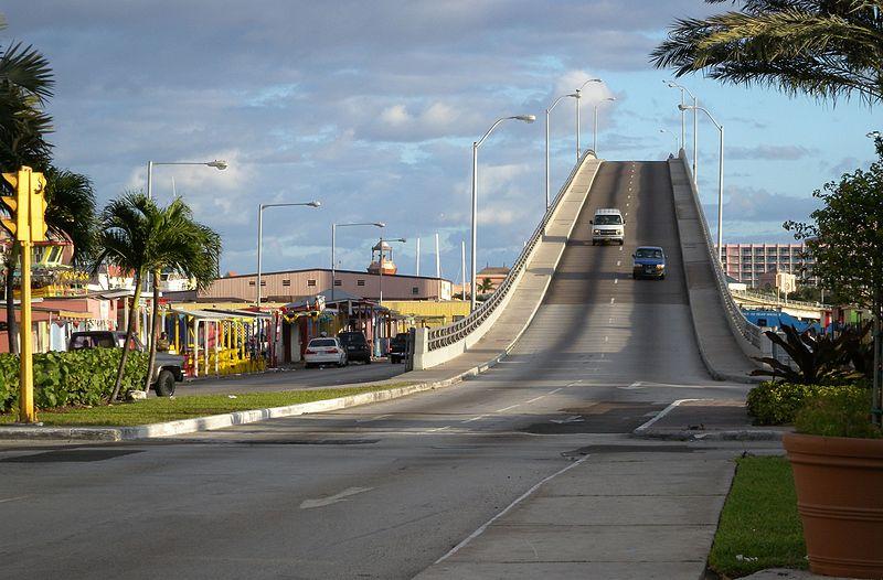 Nassau - Bay Streed Bridge