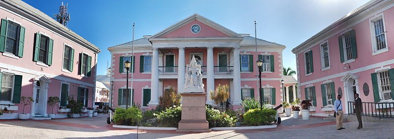 Nassau - Parlament