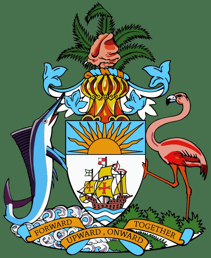 Bahamas-Wappen