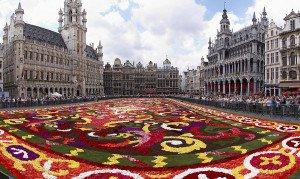 Belgien Bruessel Großer Markt