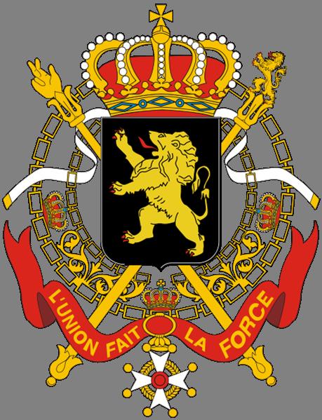 Belgien Wappen