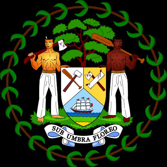 Belize-Wappen