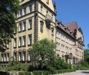 Friedrich-Bergius-Oberschule in Berlin-Friedenau