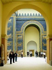 Berlin - Pergamonmuseum - Ishtar Tor