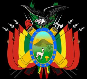 Bolivien-Wappen
