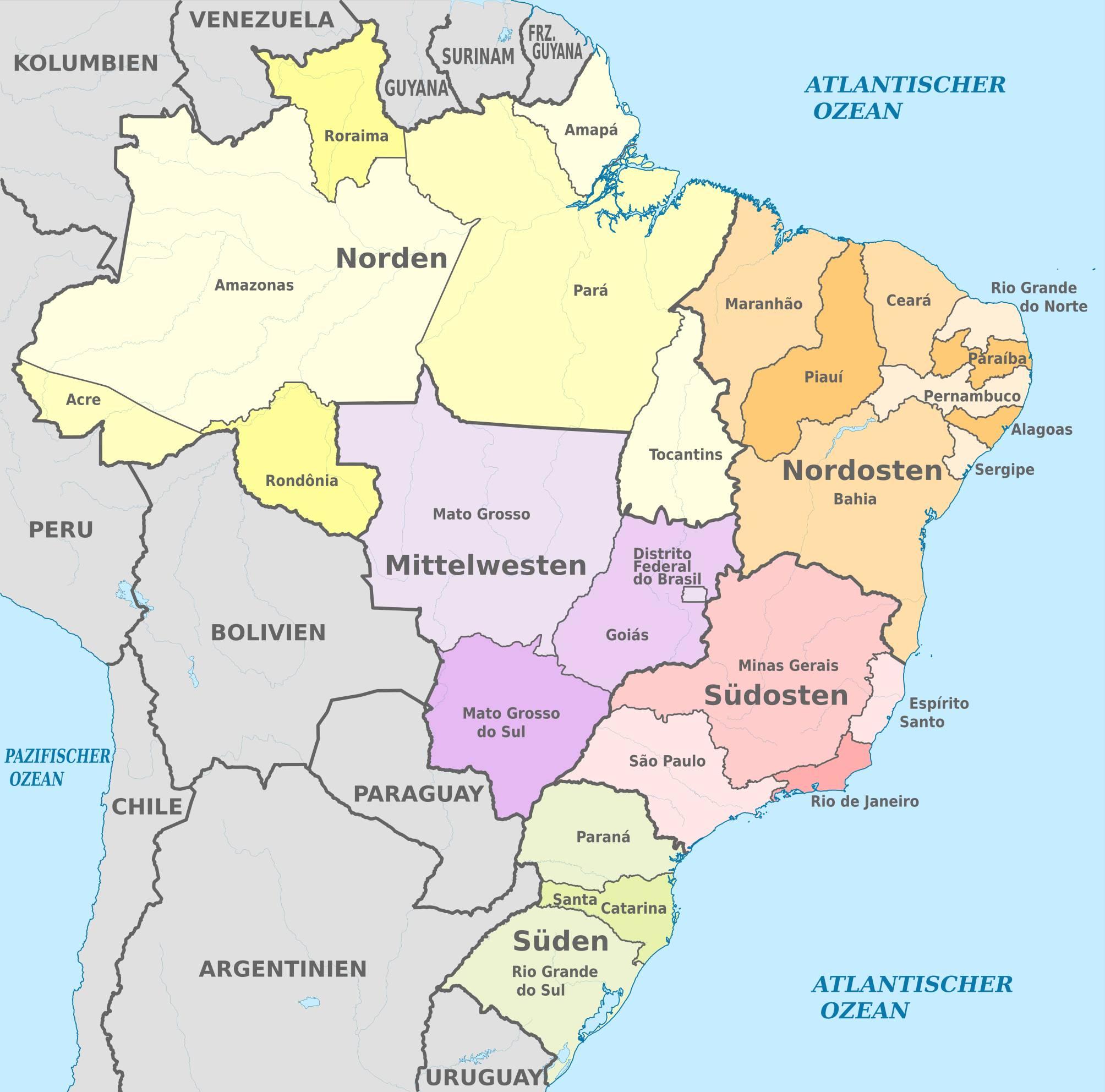 Auswandern Nach Brasilien Aktuell Infos Zur Einwanderung