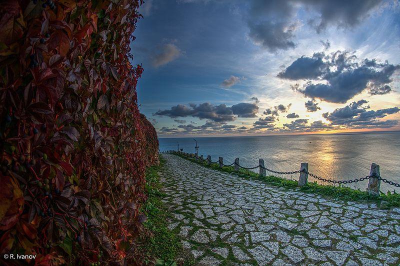 Bulgarien - Kap Kaliakra