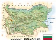 Bulgarien Karten