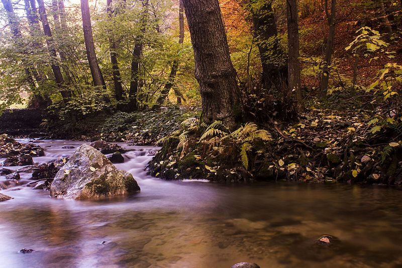 Bulgarien - Tundzha Fluss