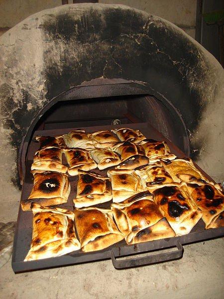 Chile Empanadas