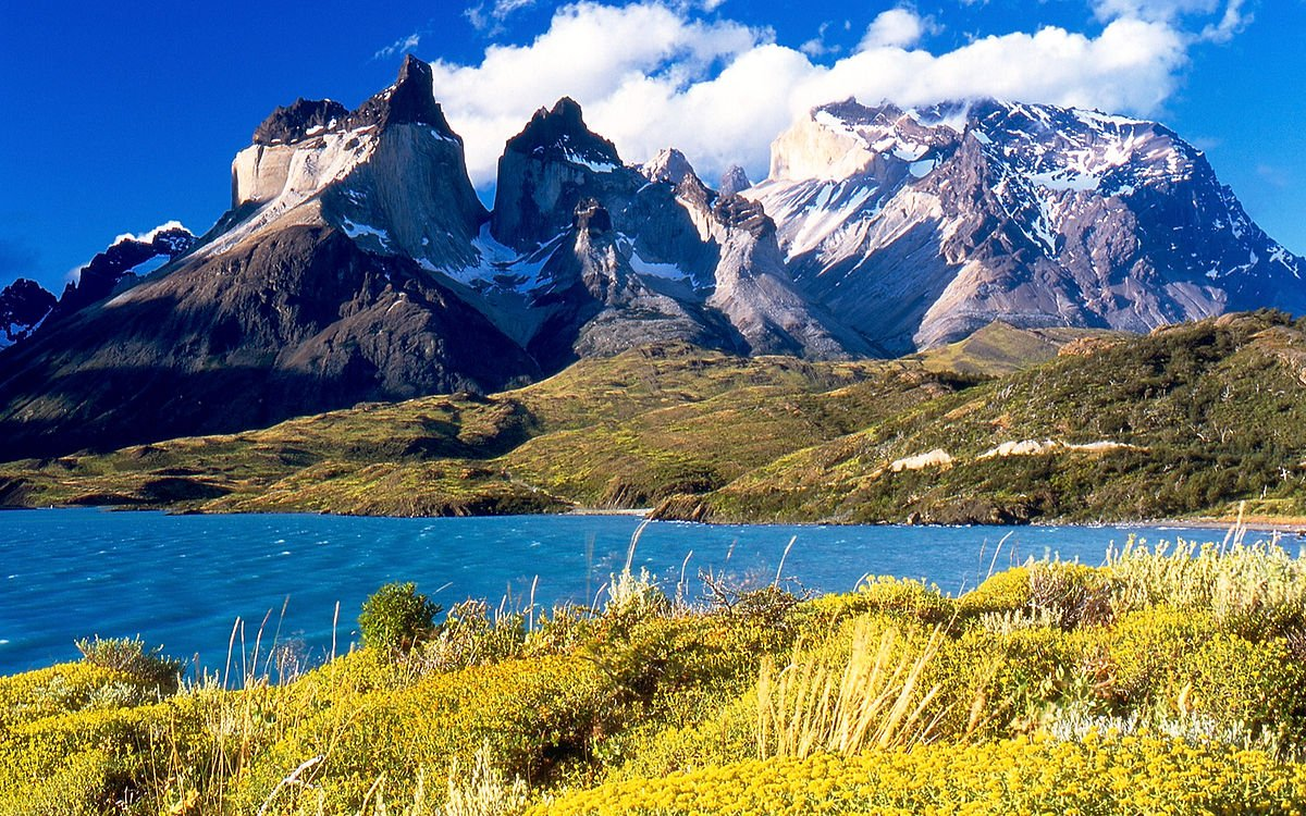 Chile Torres del Paine National_Park