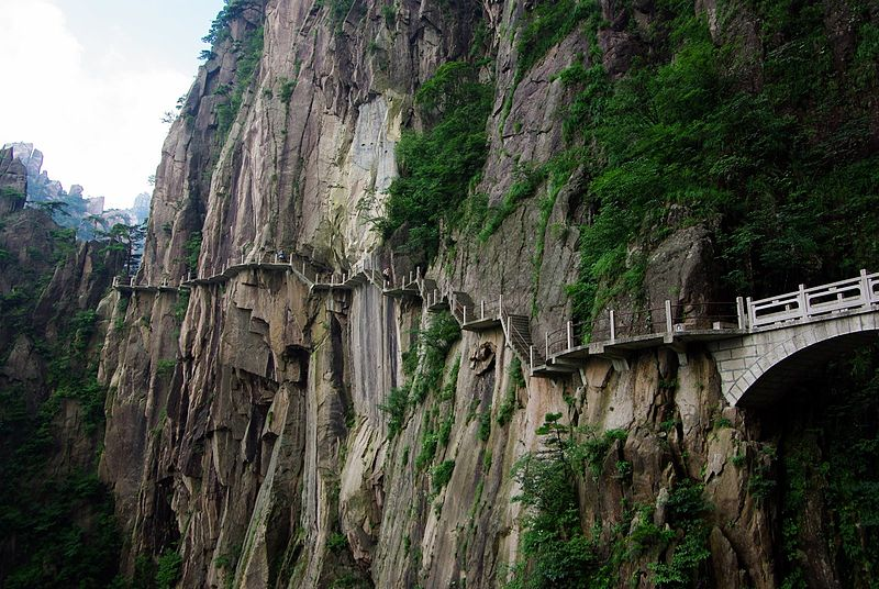 China - Huang Shan Gebirge
