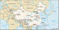 China Karten