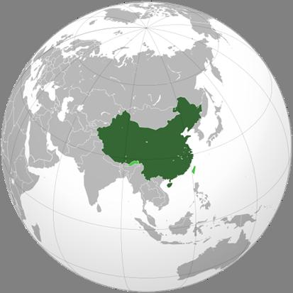 China Lage