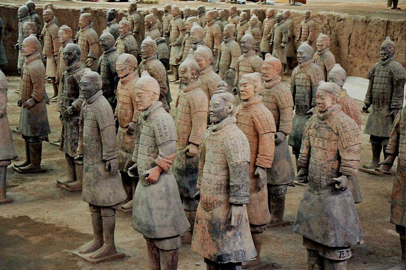 China - Museum der Terrakotta Armee