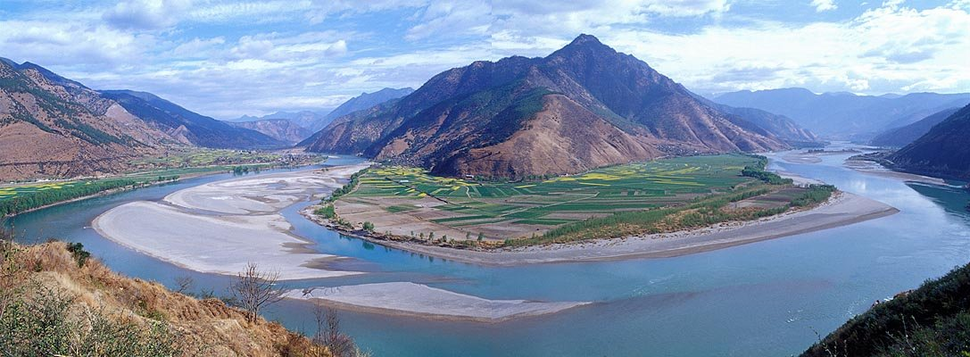 China - Yangtze Fluss