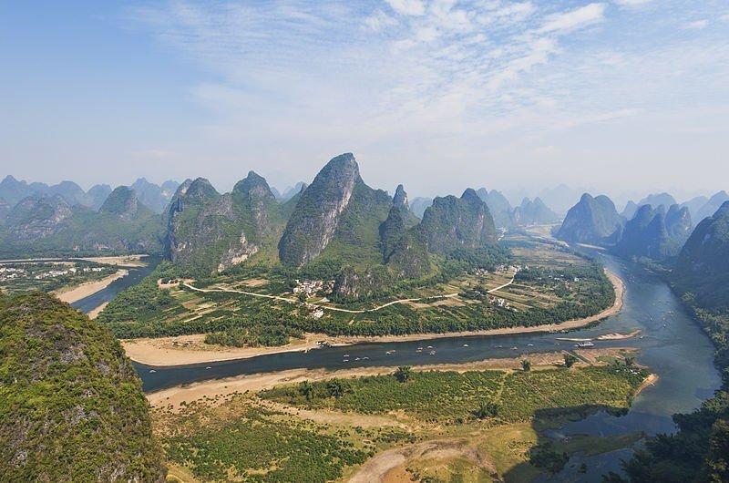 China - Li Jiang Li River