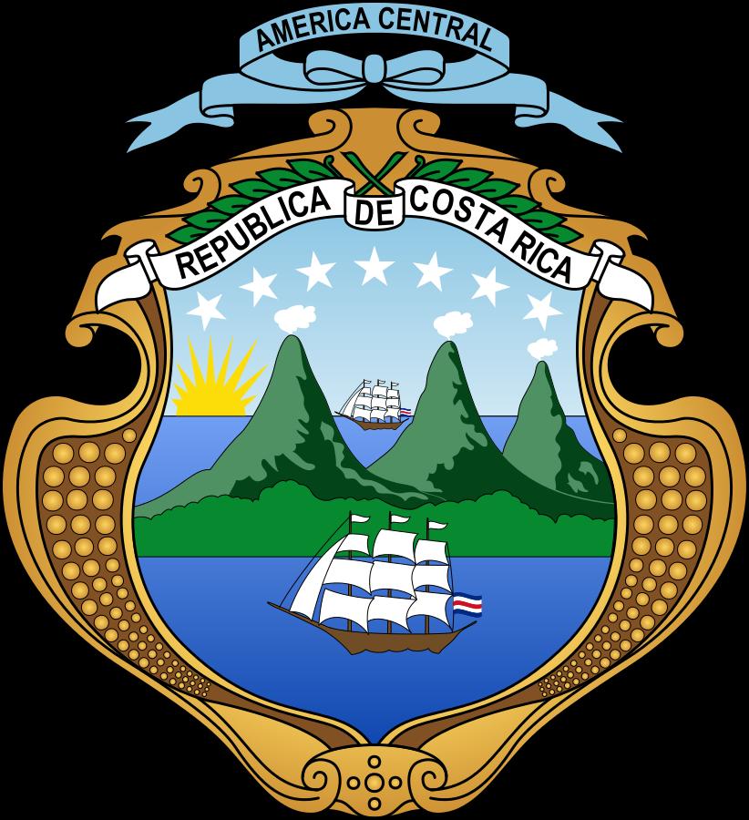 Costa_Rica-Wappen