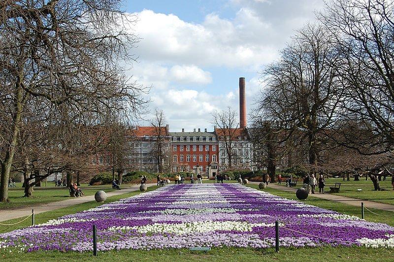 Kopenhagen - Frühling