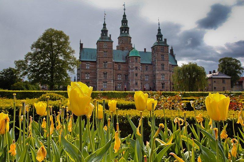 Kopenhagen -Schloss Rosenborg