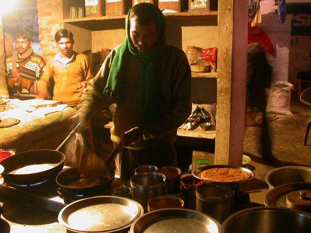 Indien Delhi Restaurant