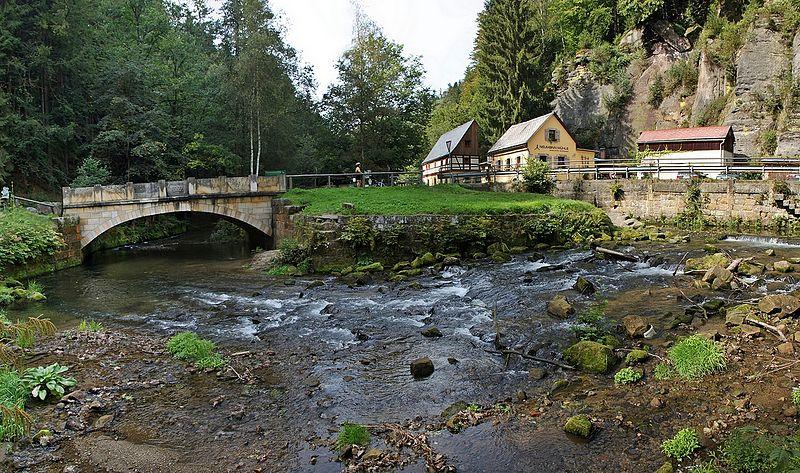 Deutschland - Saechsische Schweiz