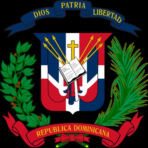 Dominikanische_Republik-Wappen