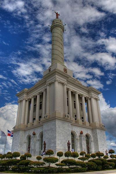 Denkmal für die Helden der Restauration