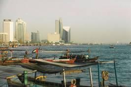 Dubai - Tradition und Moderne
