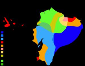Ecuador Klimazonen